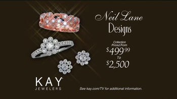 Kay Jewelers Neil Lane Designs TV Spot, 'Star of My Life' - Thumbnail 8