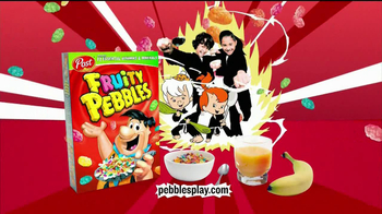 Fruity Pebbles TV Spot 'Kung Fru' - Thumbnail 9