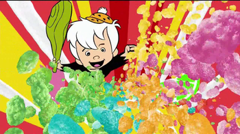 Fruity Pebbles TV Spot 'Kung Fru' - Thumbnail 7