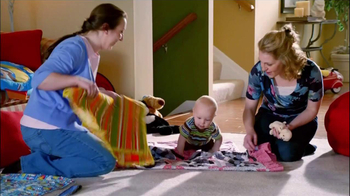Stanley Steemer TV Spot, 'Crawling Baby' - 8 commercial airings