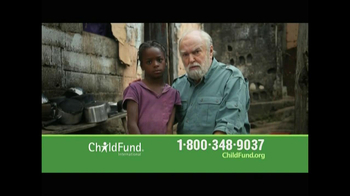 Child Fund TV Spot, 'Dirty Water' Featuring Alan Sader