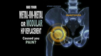 Weitz and Luxenberg TV Spot, 'Metal-on-Metal Hip Replacement' - Thumbnail 3