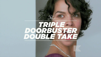 Kmart TV Spot, 'The Triple Doorbuster Double Take'