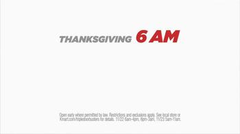 Kmart TV Spot, 'The Triple Doorbuster Double Take' - Thumbnail 7
