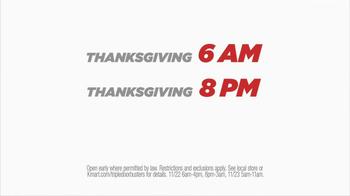 Kmart TV Spot, 'The Triple Doorbuster Double Take' - Thumbnail 8