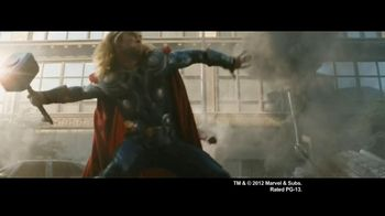 Avengers Ultimate Electronic Figures TV Spot, 'From the Big Screen' - Thumbnail 2