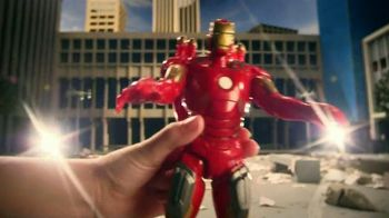 Avengers Ultimate Electronic Figures TV Spot, 'From the Big Screen' - Thumbnail 4