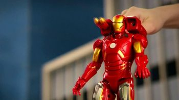 Avengers Ultimate Electronic Figures TV Spot, 'From the Big Screen' - Thumbnail 5