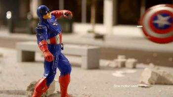 Avengers Ultimate Electronic Figures TV Spot, 'From the Big Screen' - Thumbnail 6
