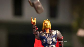 Avengers Ultimate Electronic Figures TV Spot, 'From the Big Screen' - Thumbnail 7
