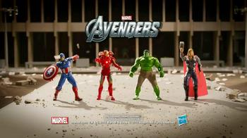 Avengers Ultimate Electronic Figures TV Spot