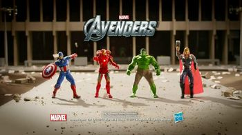 Avengers Ultimate Electronic Figures TV Spot, 'From the Big Screen'
