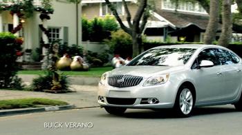 Buick Verano TV Spot, 'Segway Family' Song by Elvis Presley - Thumbnail 4