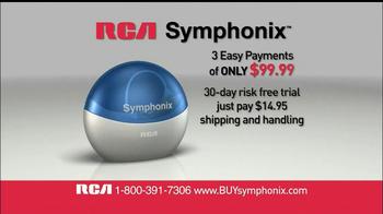 RCA Electronics Symphonix TV Spot  - Thumbnail 9