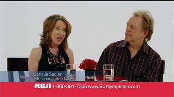 RCA Electronics Symphonix TV Spot  - Thumbnail 2