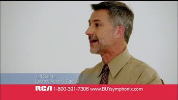 RCA Electronics Symphonix TV Spot  - Thumbnail 4
