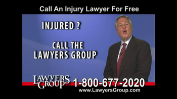 Lawyers Group TV Spot, 'Car Accident' - Thumbnail 9