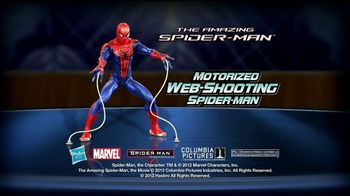 Motorized Web-Shooting Spider-Man TV Spot, 'Bad Guys Can't Escape' - Thumbnail 4