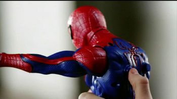 Motorized Web-Shooting Spider-Man TV Spot, 'Bad Guys Can't Escape' - Thumbnail 3