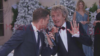 Rod Stewart Merry Christmas Baby TV Spot - Thumbnail 2