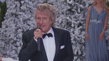 Rod Stewart Merry Christmas Baby TV Spot - 115 commercial airings
