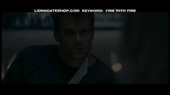 Fire with Fire Blu-Ray and DVD TV Spot - Thumbnail 2