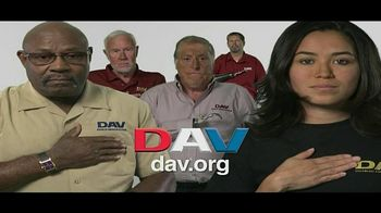 Disabled American Veterans TV Spot Featuring Gary Sinise