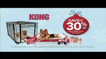 PetSmart Winter Welcome Sale TV Spot, 'Kong' - Thumbnail 6