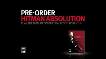 GameStop TV Spot, 'Pre-Order Hitman Absolution' - Thumbnail 10