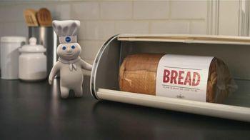 Pillsbury Grands! Flaky Layers TV Spot, 'Plain Boring Bread'