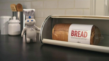 Pillsbury Grands! Flaky Layers TV Spot, 'Plain Boring Bread'