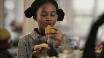 Pillsbury Grands! Flaky Layers TV Spot, 'Plain Boring Bread' - Thumbnail 6