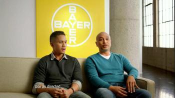 Bayer Aspirin TV Spot, 'Brothers' - Thumbnail 6