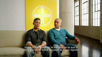 Bayer Aspirin TV Spot, 'Brothers' - Thumbnail 7