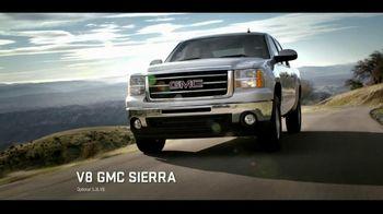 2012 GMC Sierra 1500 TV Spot, 'V8' - 123 commercial airings