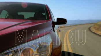 2013 Chevrolet Malibu LTZ TV Spot, 'Malibu State of Mind' - Thumbnail 2