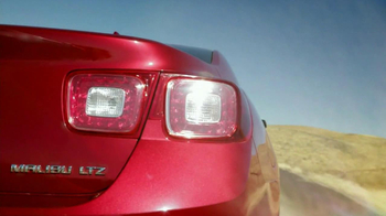 2013 Chevrolet Malibu LTZ TV Spot, 'Malibu State of Mind' - Thumbnail 5