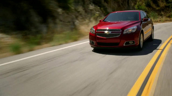 2013 Chevrolet Malibu LTZ TV Spot, 'Malibu State of Mind' - Thumbnail 6