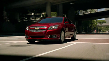 2013 Chevrolet Malibu LTZ TV Spot, 'Malibu State of Mind' - Thumbnail 8