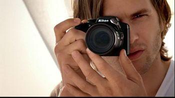 Nikon Coolpix TV Spot, 'Beachside Zoom' Featuring Ashton Kutcher