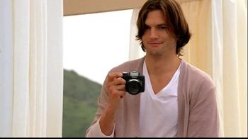 Nikon Coolpix TV Spot, 'Beachside Zoom' Featuring Ashton Kutcher - Thumbnail 3