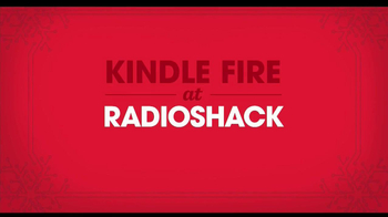 Radio Shack Kindle Fire HD TV Spot, 'Cure for Crying' - Thumbnail 1