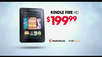 Radio Shack Kindle Fire HD TV Spot, 'Cure for Crying' - Thumbnail 7