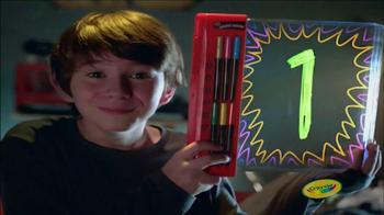 Crayola Glow Book TV Spot, 'Animate and Glow' - Thumbnail 1