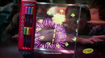 Crayola Glow Book TV Spot, 'Animate and Glow' - Thumbnail 10