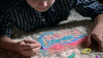 Crayola Glow Book TV Spot, 'Animate and Glow' - Thumbnail 4