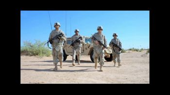 The Mission Continues TV Spot Featuring Brian Williams