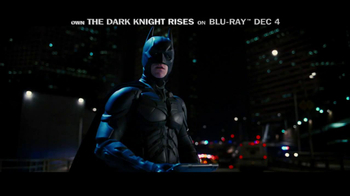 The Dark Knight Rises Home Entertainment TV Spot