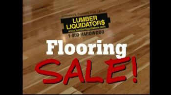 Lumber Liquidators Flooring Sale TV Spot, 'Clean Up for the Holidays' - Thumbnail 2