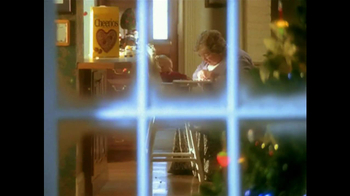Cheerios TV Spot, 'First Christmas' - Thumbnail 1